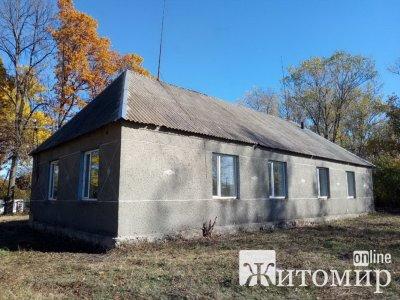 Повторно виставили на аукціон будівлю ветлікарні в селі Чайківка