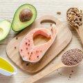 Скільки жирних кислот Омега-3 потрібно для вашого здоров'я