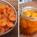 Варення з абрикос половинками. Смачна заготівля на зиму