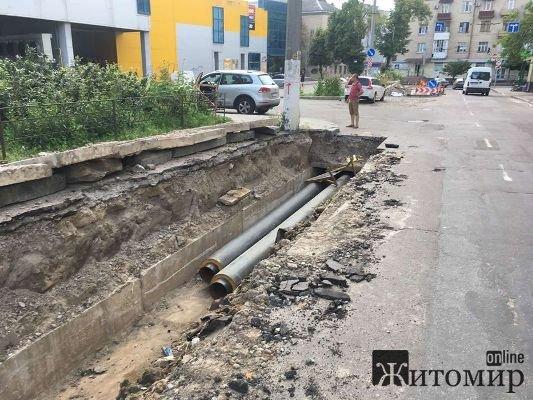 На Малій Бердичівській у Житомирі в будь-який момент може трапитися горе. ФОТО