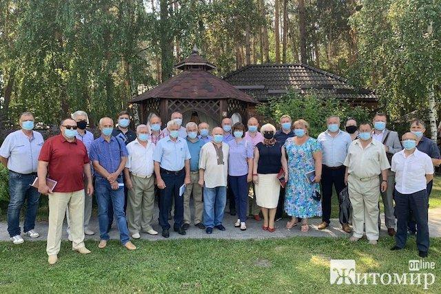Віктор Развадовський очолив Житомирський обласний осередок політичної партії «За майбутнє»