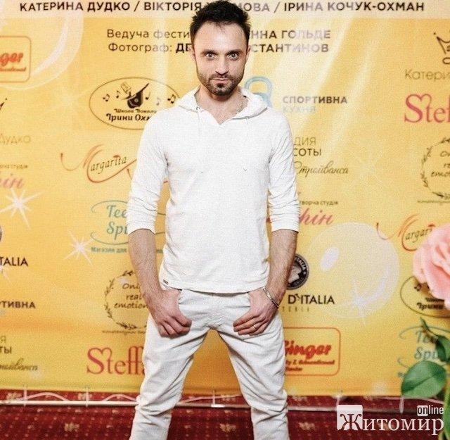 Валерій Стройванс: Кожна людина має талант, варто лише захотіти відкрити його, лише після цього ви з ...