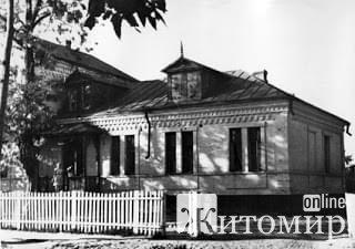 Будинок фон Йорків у Радомишлі. ФОТО