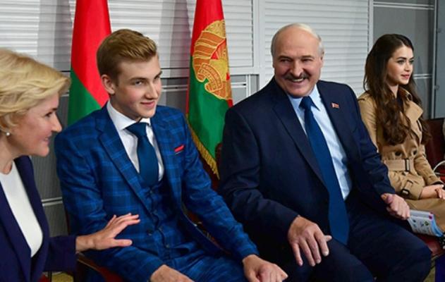 """Білоруський принц. Позашлюбний син, який """"доріс"""" до спадкоємця """"трону"""""""