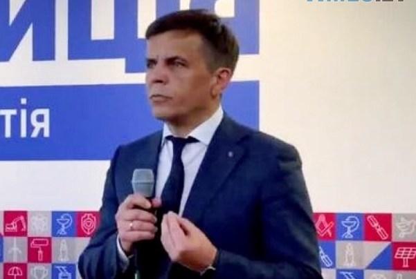 Чи допоможе партія «ПроПозиція» Сергію Сухомлину стати вдруге міським головою?
