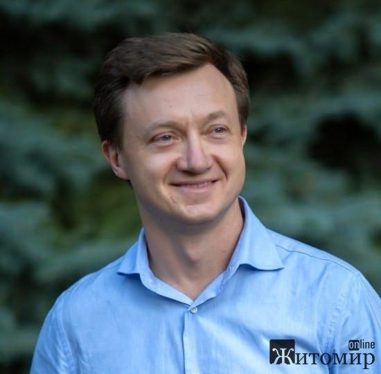 Сьогодні святкує свій День народження житомирянин Віктор Борщівський