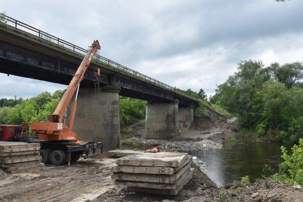 Рух мостом у Новоград-Волинському районі буде закрито з наступного понеділка - ремонт!