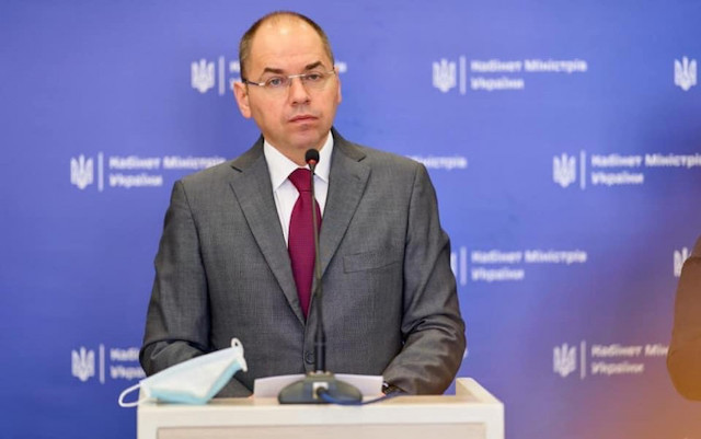 Міністр охорони здоров'я сьогодні відвідає Житомирську область