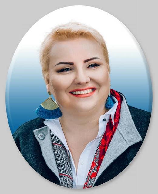 У Житомирі встановили пам'ятник Марині Поплавській. ФОТО