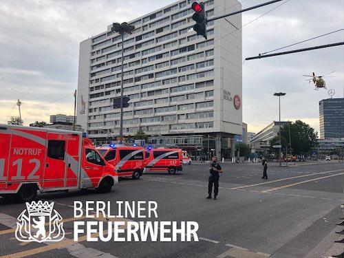 Теракт в Берлине. ФОТО