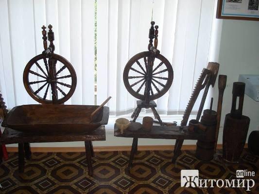 Унікальні експонати в музеї Василя Кучера на Андрушівщині. ФОТО