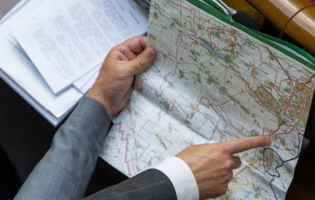 Нові райони України: 15 відповідей на поширені запитання