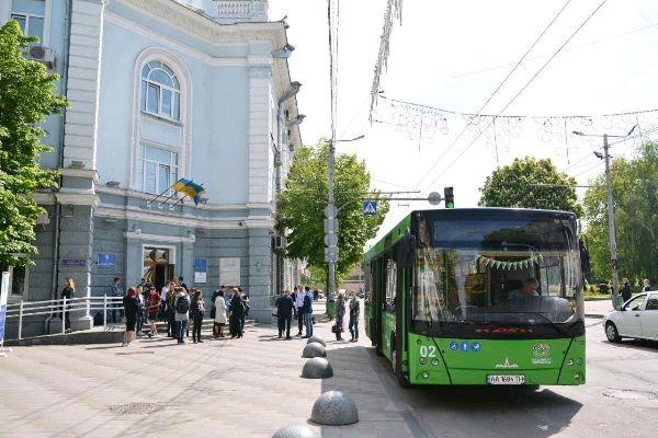 Із 1 серпня у Житомирі  посилюється транспортна дискримінація