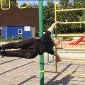 У Житомирі проводять безкоштовні тренування зі стрітворкауту