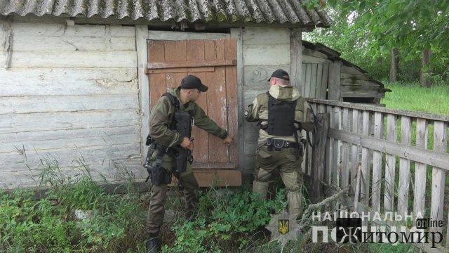 У столиці затримали 40-річного чоловіка, який в Іршанську вбив одну людину та поранив вісьмох. ФОТО