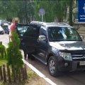 У Житомирі жінка на Mitsubishi Pajero вкрала у іншої сумочку