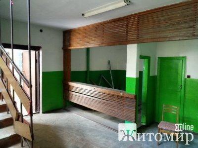 Завершується аукціон із продажу будинку торгового центру в Хорошівському районі