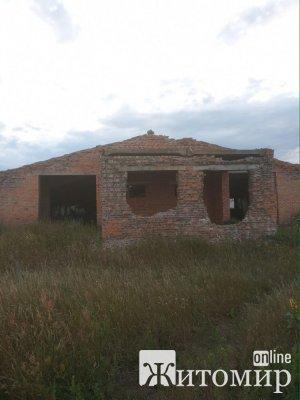 Оголошено аукціон на об'єкт незавершеного будівництва в Радомишлі