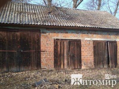 Повторно виставили на аукціон нежитлову будівлю ветлікарні в Новоград-Волинському районі
