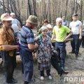 На Житомирщині 83-річна бабуся заблукала і дві доби провела у лісі