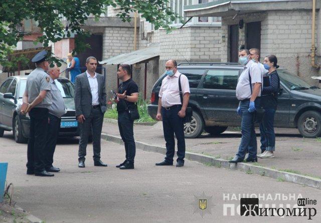 Нова трагедія в Іршанську: двоє парубків вбили чоловіка з жінкою. ФОТО