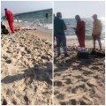 На одесском пляже утонул житомирянин. ФОТО