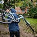 На Житомирщині злодія затримали на вкраденому велосипеді
