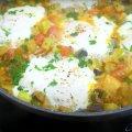 Простий рецепт з яєць і овочів на сніданок – корисно, швидко і смачно