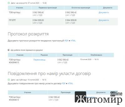 Завершується тендер на будівництво амбулаторії в Овруцькому районі