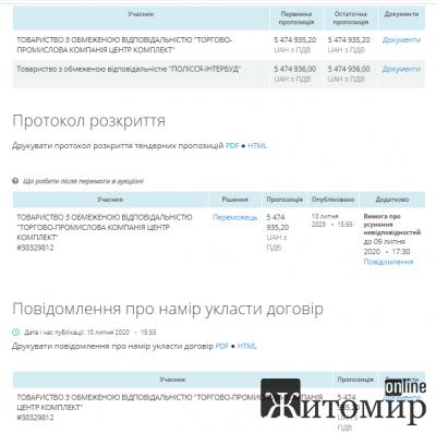 Завершився тендер на будівництво амбулаторії в Першотравневому