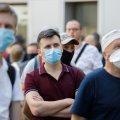 В Україні за добу 612 випадків COVID-19