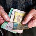 Середній розмір пенсій зріс після підвищення прожиткового мінімуму