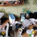 У Житомирі в квартирі 19-річного хлопця поліцейські викрили підпільну нарколабораторію