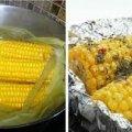 Варена кукурудза — два рецепти улюбленої літньої страви