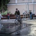 Житомирянин просить допомогти знайти вкрадений велосипед. ФОТО