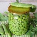 Два гарні рецепти консервації зеленого горошку на зиму. Господині на замітку