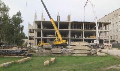 У Новоград-Волинському планують добудувати хірургічний корпус за 110 мільйонів