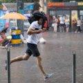 У центрі України оголосили штормове попередження