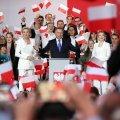 Дуда снова возглавит Польшу