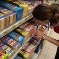 У Коростені жінка намагалася обікрасти продуктовий магазин. Її затримали відвідувачі