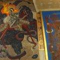 У Житомирі в Свято-Михайлівському соборі мають намір оздобити розписом більше 300 метрів площі будівлі. ВІДЕО