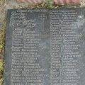 У селі на Житомирщині знайшли  гранітну плиту зі списком козаків Ворсівської сотні 1649 року
