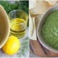 Ароматний соус з кропу, виходить дуже смачний та довго зберігається