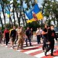 Під Житомиром люди перекрили трасу Київ - Чоп. ФОТО