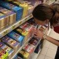 У Коростені затримали 38-річну жінку, яка намагалася вкрасти продукти з магазину