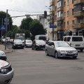 Через приїзд міністра у Житомирі вимкнули світлофори? ФОТО