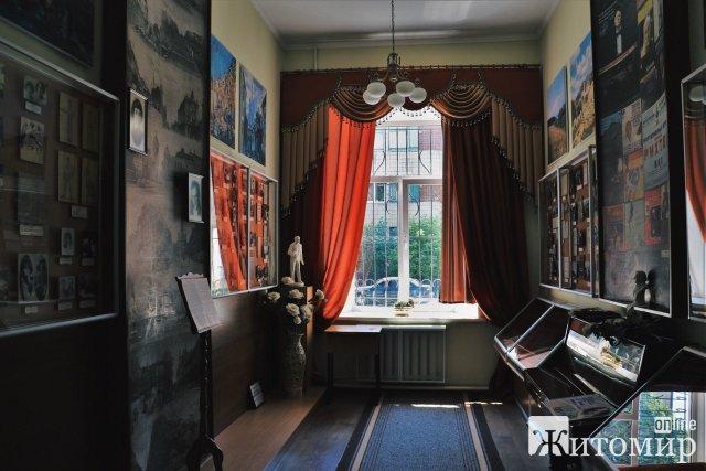 У Житомирі функціонує єдиний в Україні музей Святослава Ріхтера. ФОТО