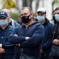 В Україні різкий спад кількості заражених коронавірусом