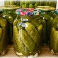 Хрусткі, ароматні та дуже смачні огірки. Цей рецепт консервації має бути у кожної господині