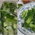 Салат з огірків «Дамські пальчики» — це смачна зимова заготовка